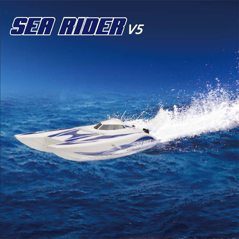 Good RTR Radio Control Speed Boat Sea Rider 8208