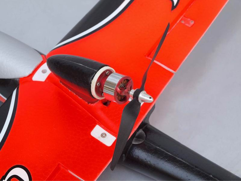Middle Side of Best Electric RC RTF Glider Airplane Huntsman 6108