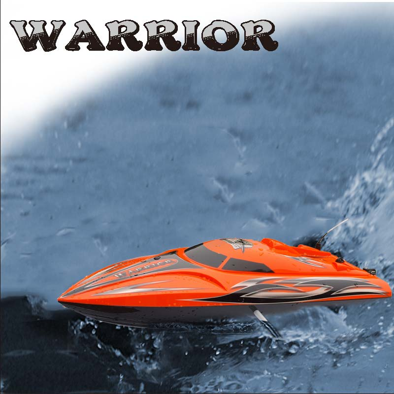 Small RTR RC Speed Boat Kits Warrior 8206