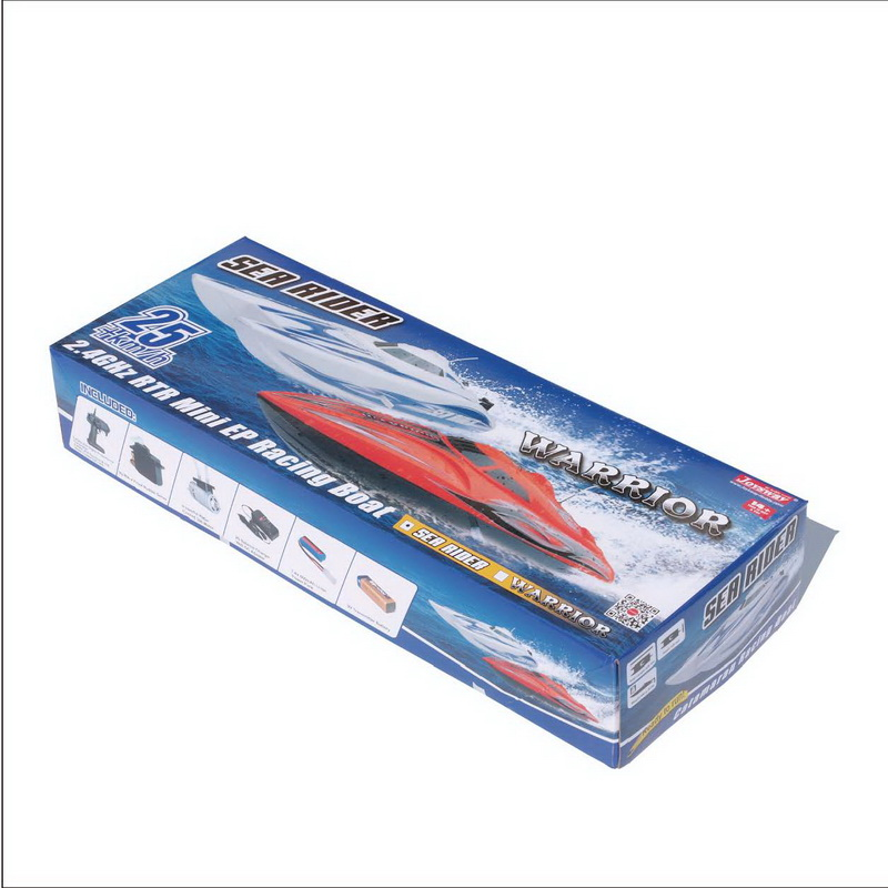 Color Box of Good RTR Radio Control Speed Boat Sea Rider 8208