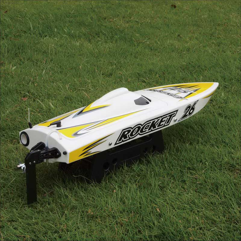 High Speed ARTR Brushless Speed Boat Rocket 8651