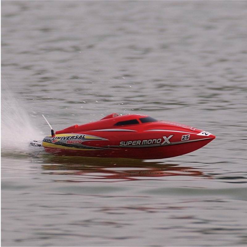ARTR Brushless Fast Power Speed Boat for Sale Super mono X 8209
